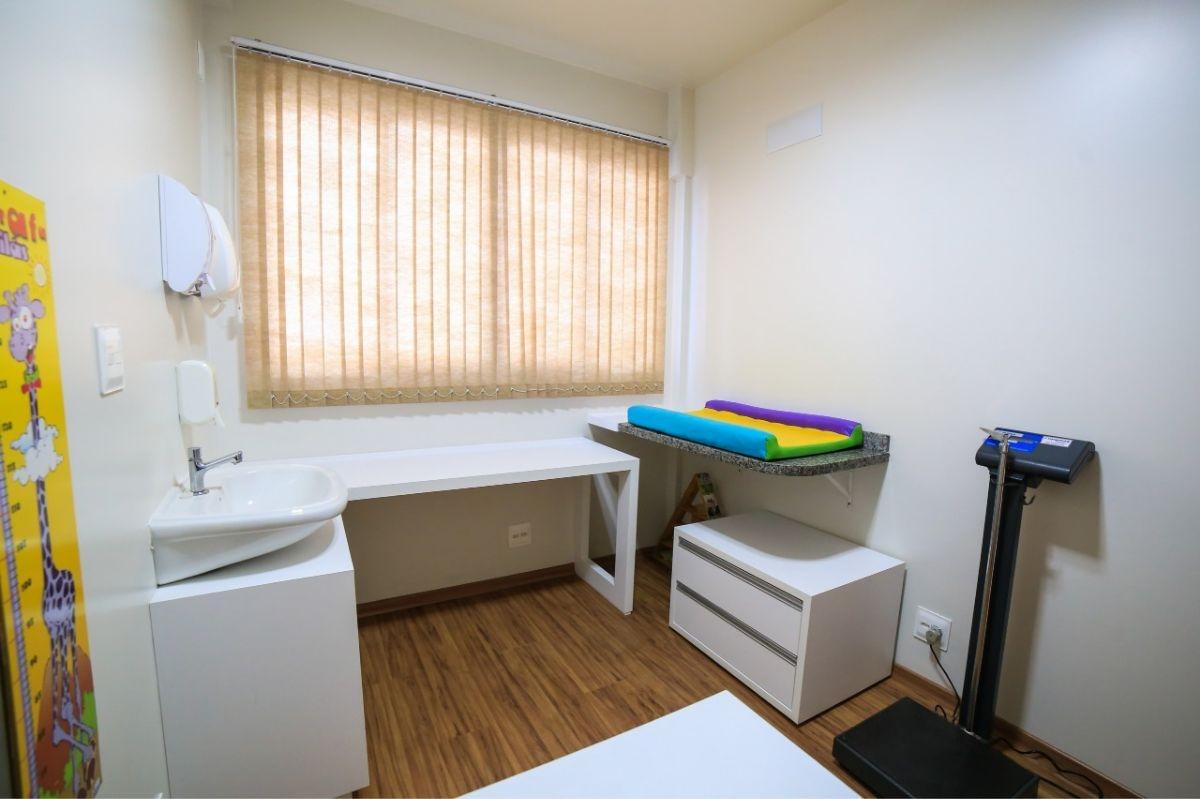 Sala de Multiatendimento - Enfermeira, Nutricionista e Psicóloga
